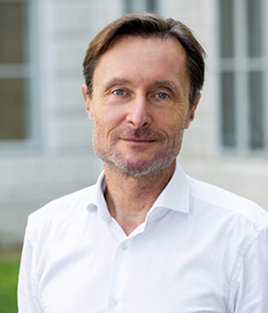 Rainer Oberbauer, Partner institution | DC-ren, Medical University Innsbruck